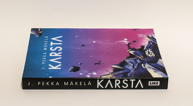 Karsta, the cover